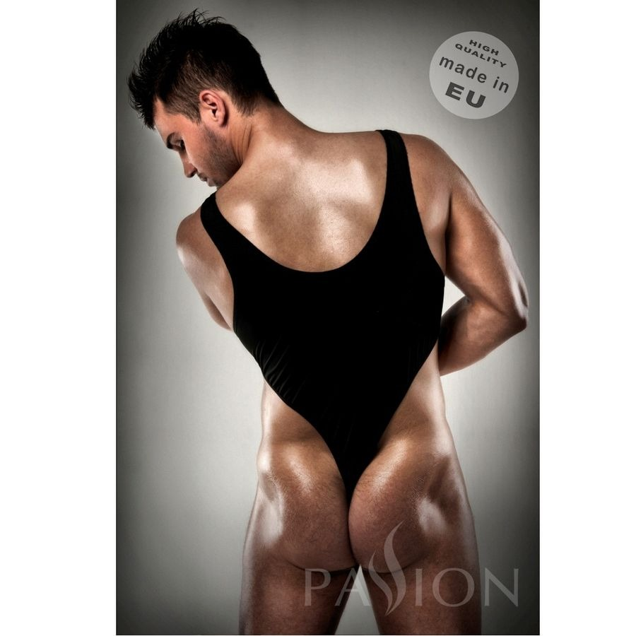 BODY NEGRO 010 THONG MEN BY PASSION LINGERIE S/M