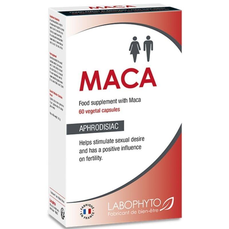 MACA MEN AND WOMEN COMPLEMENTO ALIMENTICIO 60 CAP