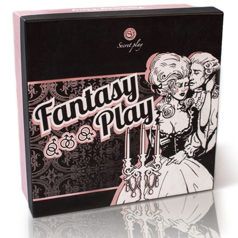 SECRET PLAY JUEGO FANTASY PLAY (ES/EN/FR/PT)