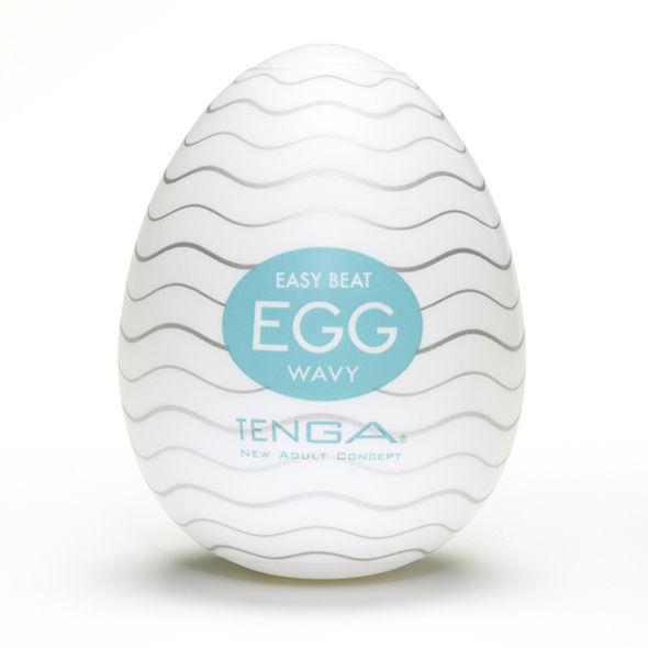 TENGA EGG PACK 6 WAVY EASY ONA-CAP