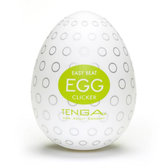 TENGA EGG PACK 6 CLICKER EASY ONA-CAP