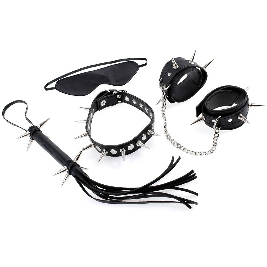 FETISH FANTASY KIT BONDAGE ROCK HARD.
