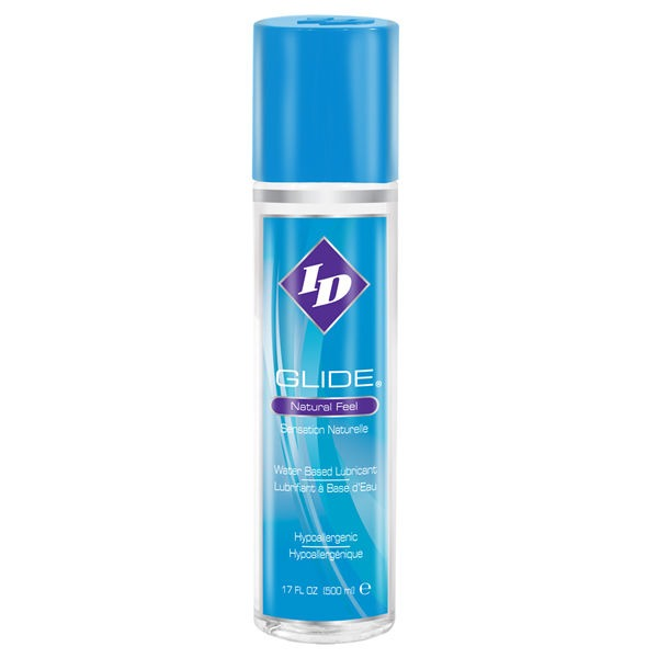 ID LUBRICANTE BASE AGUA 500 ML