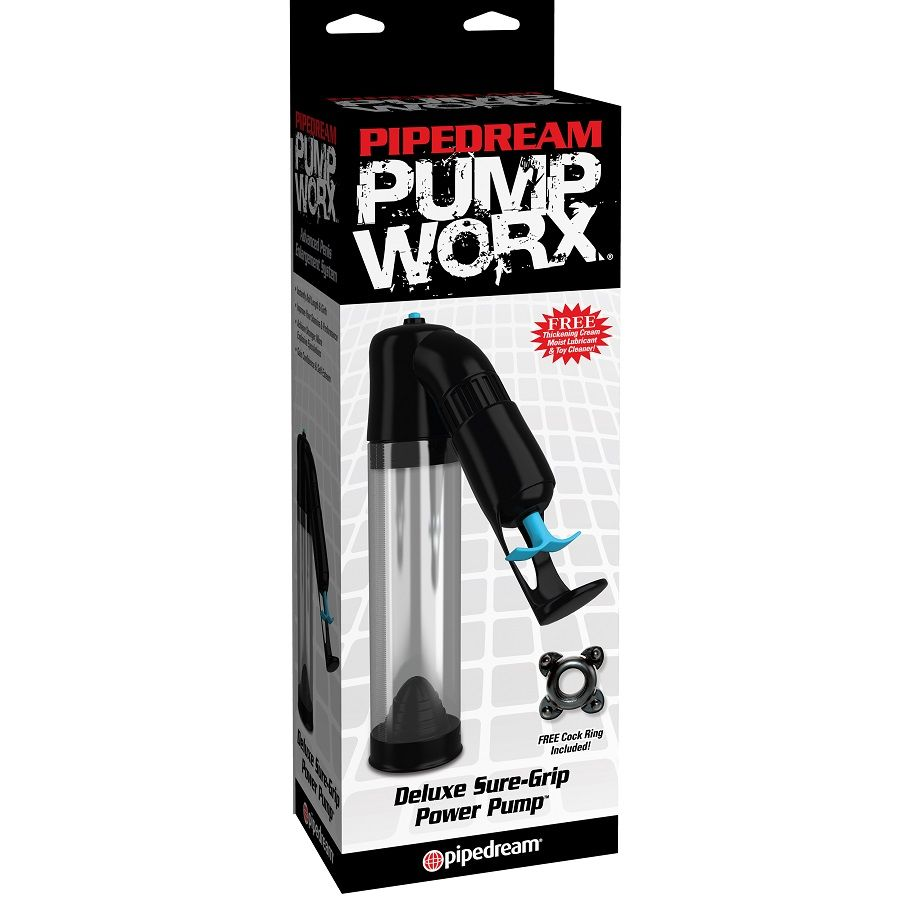 PUMP WORX BOMBA DE ERECCION SUPER PRIETA