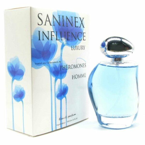PERFUME FEROMONAS HOMBRE SANINEX INFLUENCE LUXURY.