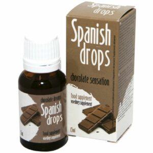 SPANISH FLY CHOCOLATE SENSATION GOTAS ESTIMULANTES