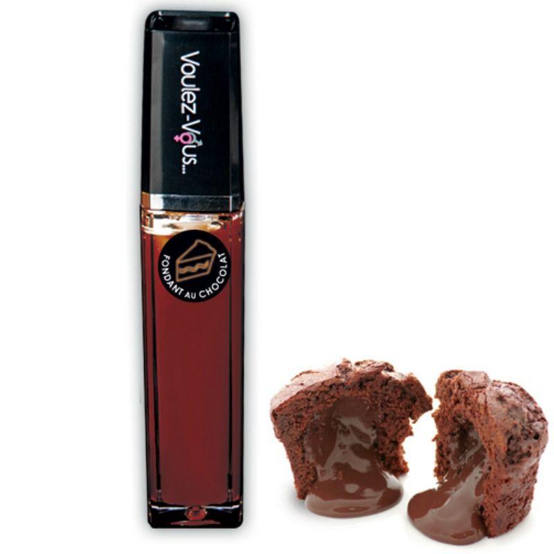 VOULEZ VOUS LABIAL CALOR-FRIO FONDANT DE CHOCOLATE 10 ML