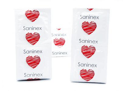 SANINEX CONDOMS SEX POWER 144 UDS