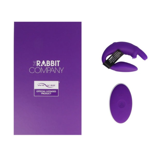 THE COUBLES RABBIT COMPANY LILA CONTROL REMOTO