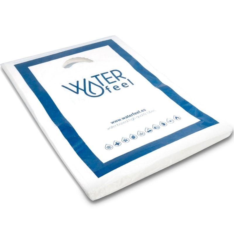 WATERFEEL 100 BOLSAS PLASTICO PEQUEÑAS 25 X 35 CM