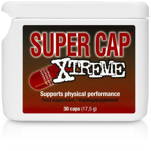 COBECO XTREME POTECIADOR ENERGIA CON CAFEINA 30 CAPS