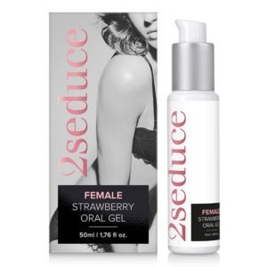 2SEDUCE GEL ORAL FRESA 50ML