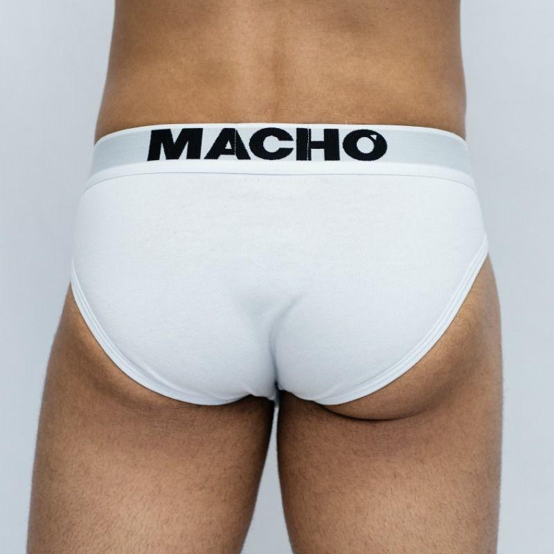 MACHO – MC126 CALZONCILLO CORTO