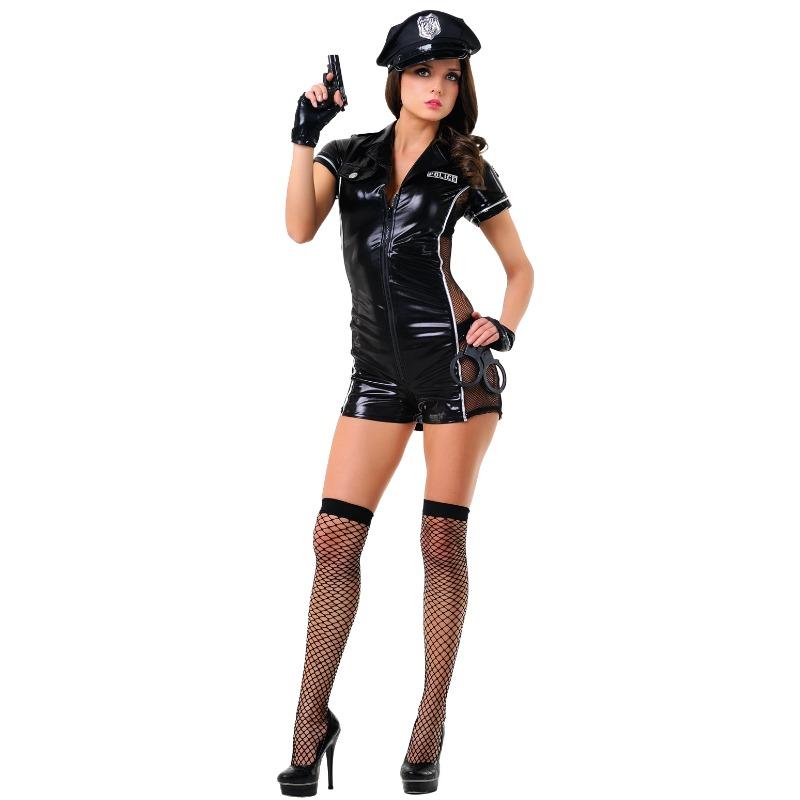 LE FRIVOLE – 02546 DISFRAZ POLICIA 6 PIEZAS L/XL