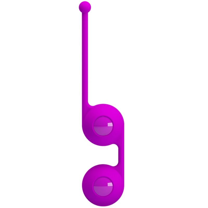 PRETTY LOVE BOLAS KEGEL TIGHTEN UP III LILA