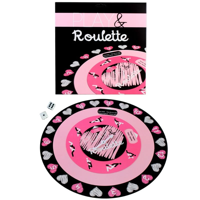SECRETPLAY JUEGO PLAY AND ROULETTE  ES/PT/EN/FR