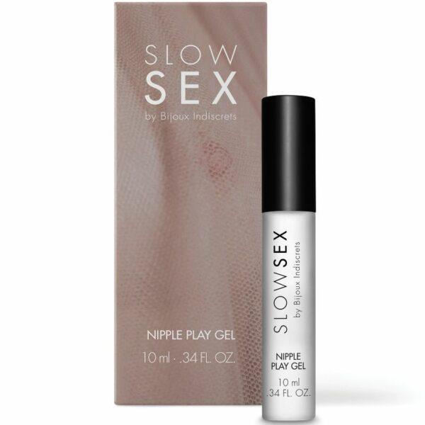SLOW SEX GEL ESTIMULANTE PEZONES 10 ML