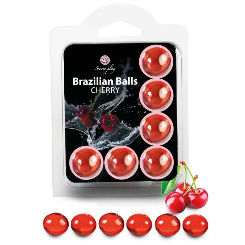 SECRETPLAY BRAZILIANS BALLS CEREZAS