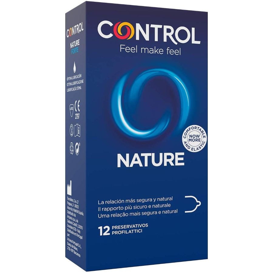 CONTROL NATURE 12 UNID