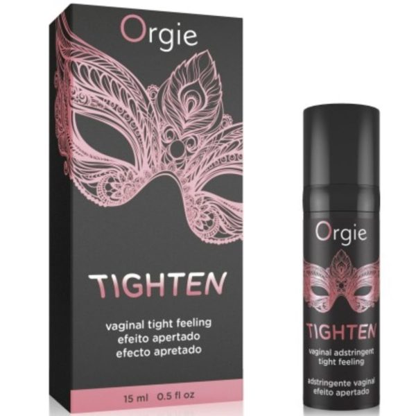 ORGIE TIGHTEN GEL CREMA VAGINAL ASTRINGENTE 15 ML