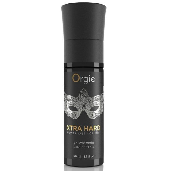 ORGIE XTRA HARD GEL DE ERECCION 50 ML