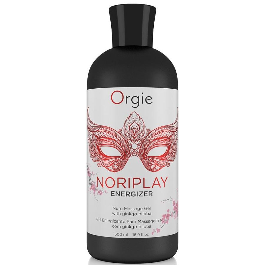 ORGIE NORIPLAY GEL ULTRA DESLIZANTE ENERGIZANTE 500 ML