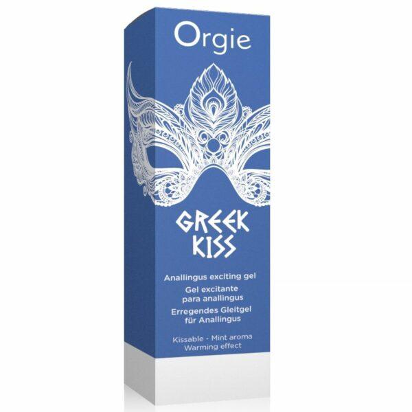 ORGIE GREEK KISS GEL ESTIMULANTE PARA ANALINGUS 50 ML