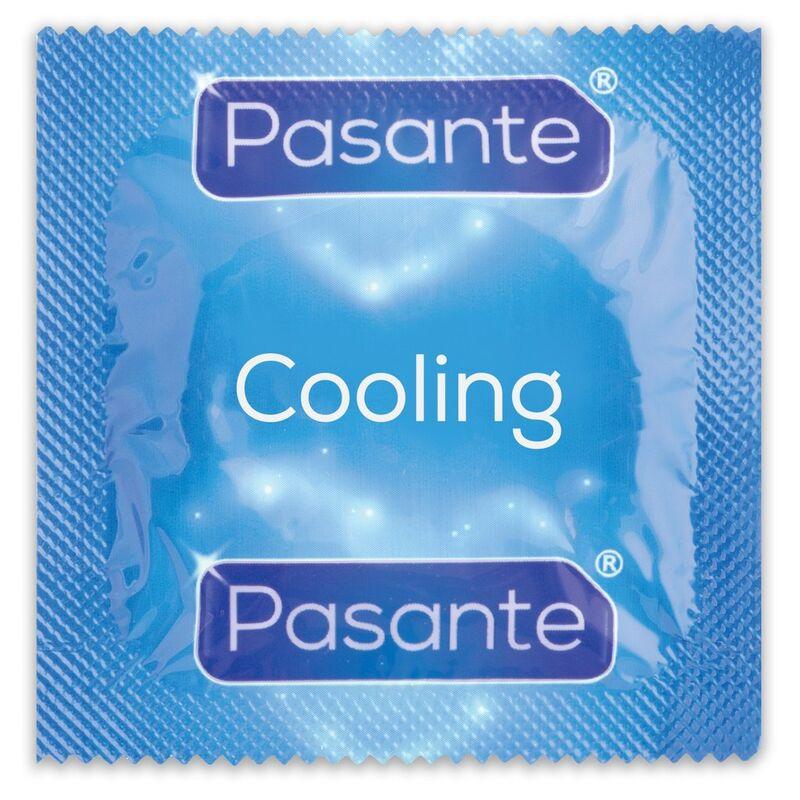 PASANTE CLIMAX 6 EFECTO CALOR + 6 EFECTO FRIO  / 12UNIDADES