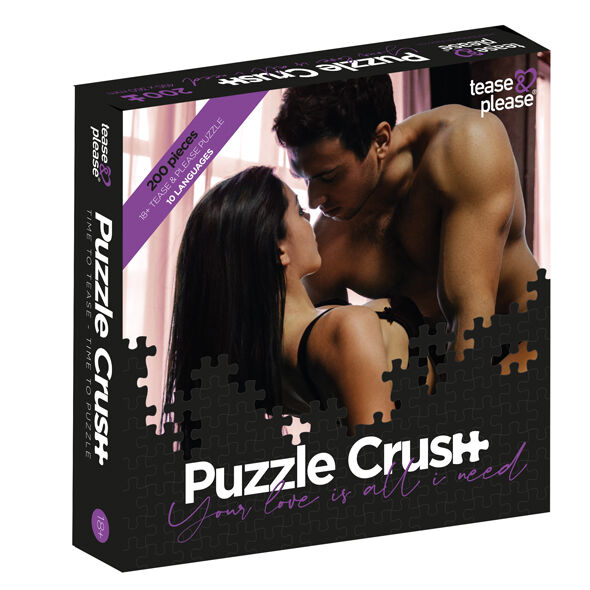 TEASE  PLEASE PUZZLE CRUSH YOUR LOVE IS ALL I NEED (200 PC) ES/EN/FR/IT/DE