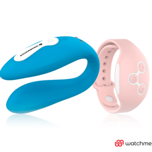 WEARWATCH VIBRADOR DUAL TECHNOLOGY WATCHME AÑIL / ROSORAL