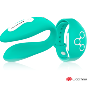 WEARWATCH VIBRADOR DUAL TECHNOLOGY WATCHME LIGHT GREEN