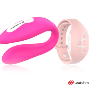 WEARWATCH VIBRADOR DUAL TECHNOLOGY WATCHME FUCSIA / ROSORAL