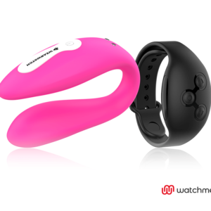 WEARWATCH VIBRADOR DUAL TECHNOLOGY WATCHME FUCSIA /AZABACHE
