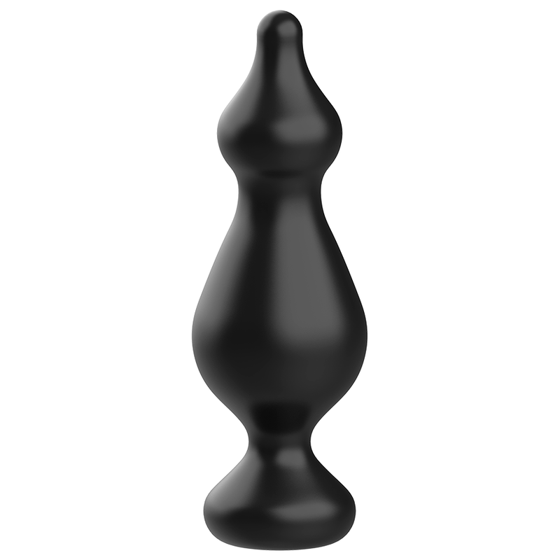 ADDICTED TOYS ANAL SEXUAL PLUG 13.6CM NEGRO